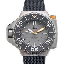 Omega 227.90.55.21.99.001 Titanium Seamaster PloProf new