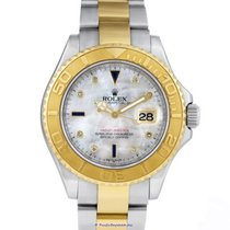 Rolex Yacht-Master 40 Steel 40mm Mother of pearl United States of America, California, Newport Beach