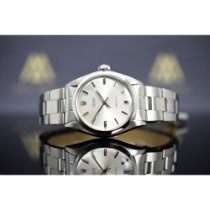Rolex Oyster Precision gebraucht 34mm Stahl