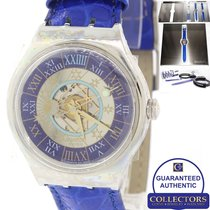 Swatch Platinum 36mm Automatic SAZ101 new