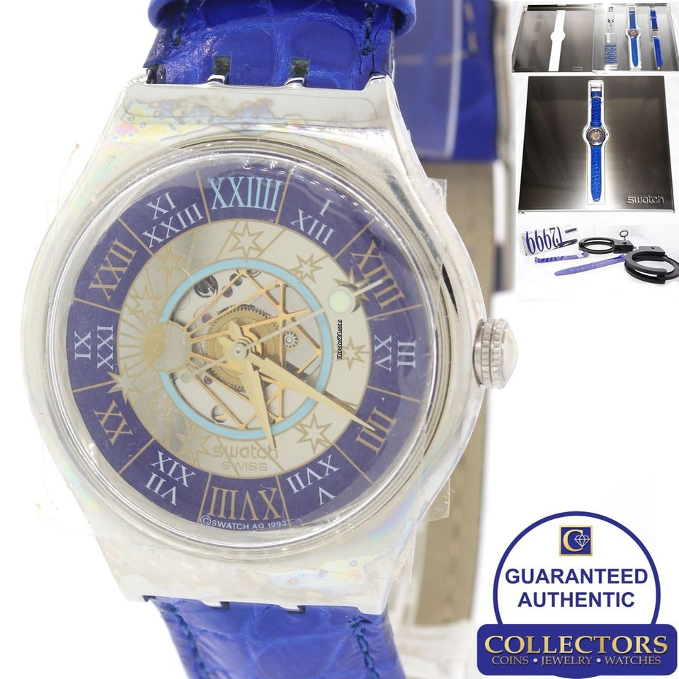 f48569df595 Swatch watches - all prices for Swatch watches on Chrono24