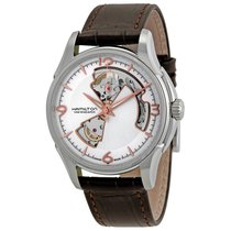 Hamilton Jazzmaster Open Heart Steel 40mm Silver United States of America, New Jersey, Cherry Hill
