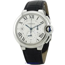 Cartier W6920003 Steel Ballon Bleu 44mm 47mm pre-owned United States of America, California, Newport Beach