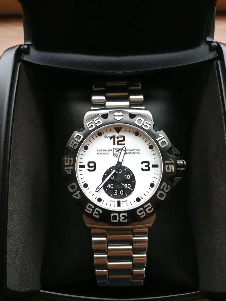 f86cc7c226d TAG Heuer Formula 1 Aço - Todos os preços de relógios TAG Heuer Formula 1  Aço na Chrono24