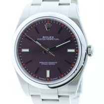 Rolex Oyster Perpetual 39 Acero 39mm España, Madrid