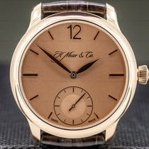 H.Moser & Cie. Rose gold 38.8mm Manual winding 321.503 pre-owned