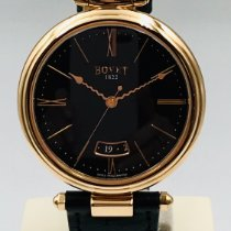 Bovet Rose gold 39mm Automatic hms0012 pre-owned