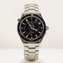 Omega 2200.51.00 Acier 2010 Seamaster Planet Ocean occasion
