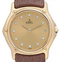 Ebel Sport Gelbgold 31mm Champagnerfarben Deutschland, Stuttgart