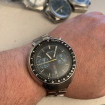 Seiko Bullhead Steel 46mm No numerals
