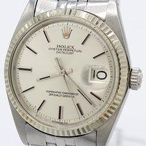 Rolex Datejust Stahl 36mm Silber Deutschland, Berlin