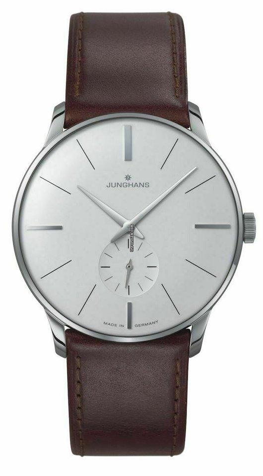 Junghans Meister Hand-winding 027/3200.00 new