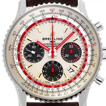 Breitling AB01219A1G1X2 Steel Navitimer 43mm new
