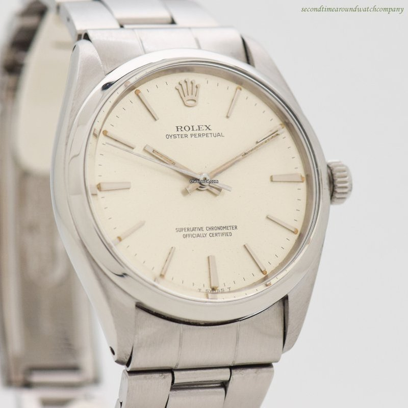wholesale dealer a96b5 8ade7 Rolex Oyster Perpetual Ref. 1002