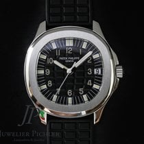 Patek Philippe 5065A Steel 2001 Aquanaut 38mm pre-owned