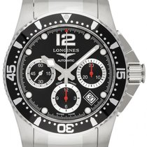 Longines HydroConquest L3.744.4.56.6 2019 new