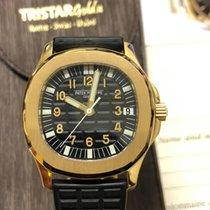 Patek Philippe 5066J Yellow gold 2004 Aquanaut 37mm pre-owned