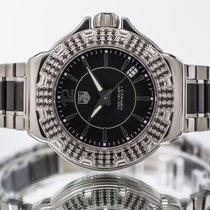 TAG Heuer Formula 1 Lady Steel 37mm Black