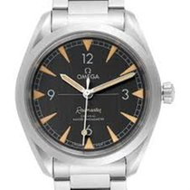 Omega Seamaster Railmaster Steel 40mm Black Arabic numerals United States of America, Florida, Hollywood