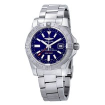 Breitling Avenger II GMT A32390111C1A1 New Steel 43mm Automatic