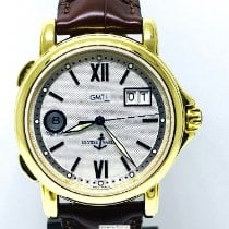Ulysse Nardin Dual Time Yellow gold