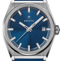 Zenith Defy Titan 41mm Plav-modar Bez brojeva