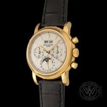 Patek Philippe Perpetual Calendar Chronograph 3970 J 1995 new