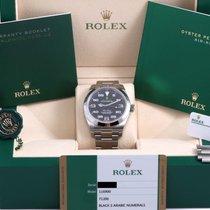 Rolex Air King Steel 40mm Black Arabic numerals United States of America, California, Beverly Hills