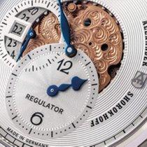 Alexander Shorokhoff Acier Remontage manuel AS.R02-1 nouveau