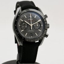 Omega Speedmaster Professional Moonwatch Ceramic 44mm Black No numerals