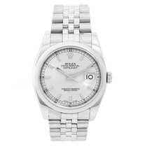 Rolex 116200 Acero Datejust 36mm usados