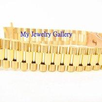 勞力士 (Rolex) Aftermarket 18k YellowGold Bracelet Band for Ladie...