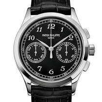Patek Philippe Complications White Gold Black Dial