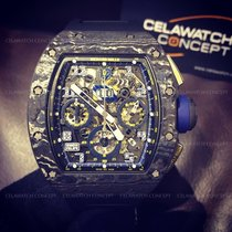 Richard Mille 50mm Automatisch tweedehands RM 011