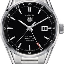 TAG Heuer Carrera Calibre 7 new Automatic Watch with original box and original papers WAR2010.BA0723