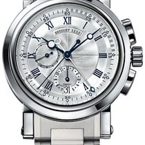 Breguet White gold 42mm Automatic Marine new United States of America, New York, Airmont