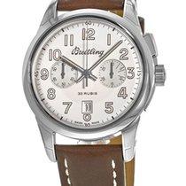 Breitling Transocean Men's Watch AB141112/G799-437X