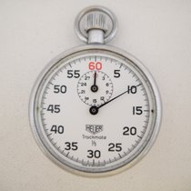 Heuer Trackmate 1/5 Stop watch 60 sec. 30 min. cal 411 HLSA