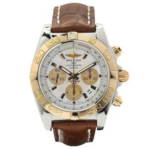 Breitling Chronomat B01 44MM Steel And Rose Gold CB011012/A697