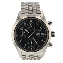 IWC Pilots Chronograph Automatic Automatic Mens watch IW3706