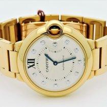 Cartier Ballon Bleu 18Kt Rose Gold  33mm Watch