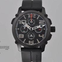 Porsche Design Indicator Titanium 45mm Black