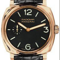Panerai PAM 00575 Or rose Radiomir 1940 3 Days 42mm occasion