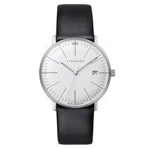 Junghans Max Bill Damen stainless steel case 32,7mm white dial...