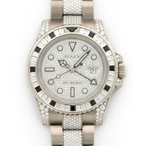 Rolex GMT-Master II Diamond Watch Ref. 116759