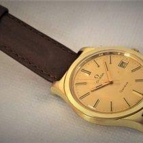 Omega 136.0102 Gold/Steel 1974 Genève 37mm pre-owned