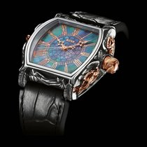 Strom new Automatic Display back Central seconds Limited Edition 43mm Silver Sapphire crystal