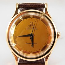 Omega Constellation Pie Pan gold dial very rare ref. 2700  cal...
