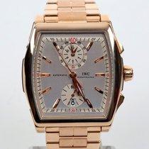 IWC Da Vinci Chronograph Roségold Schweiz, Cham