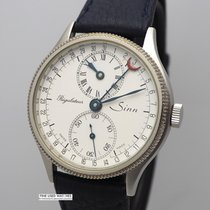 Sinn 37.5mm Manual winding pre-owned White